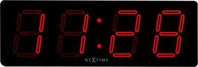 NeXtime Klok Big D 52 x 18 cm